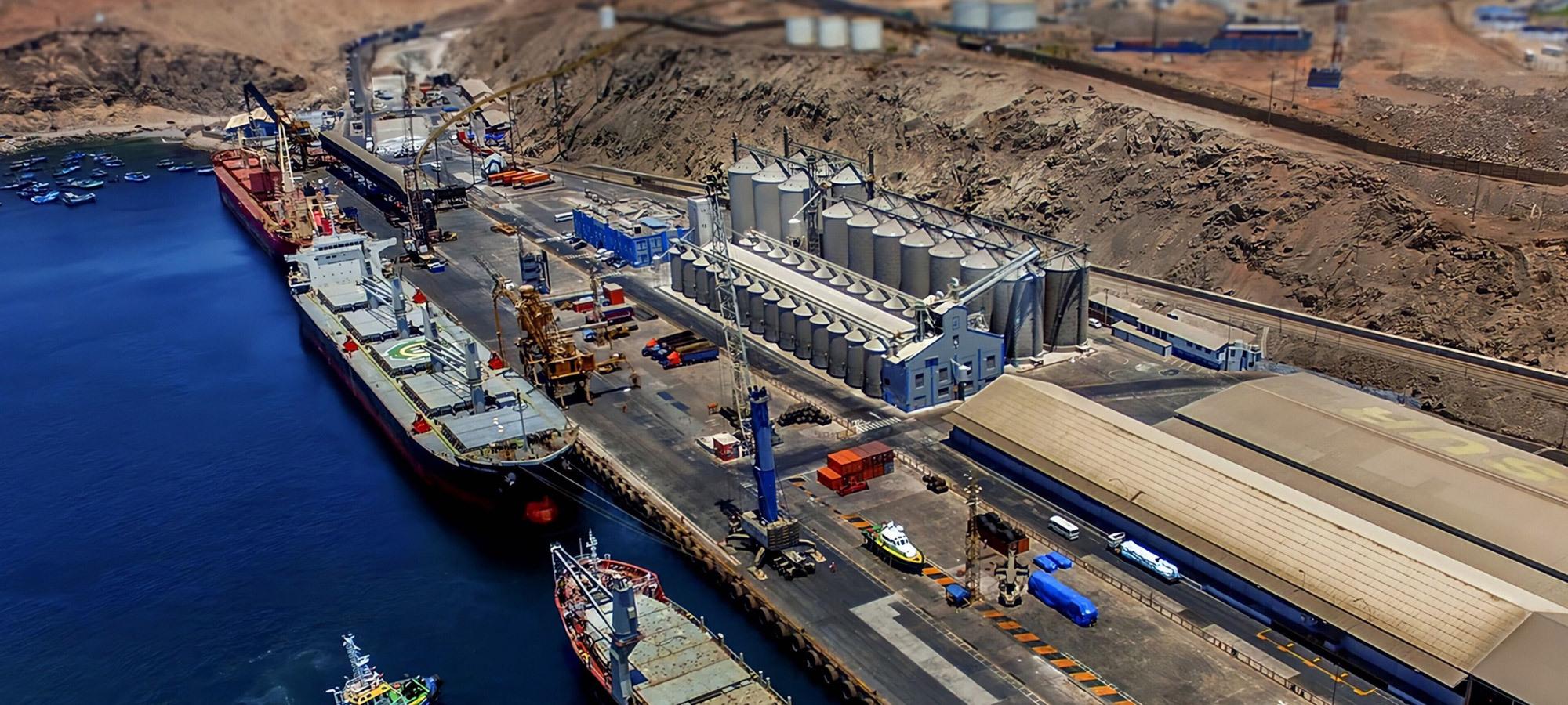 Somos la empresa líder en integración de la cadena logística para el comercio exterior boliviano